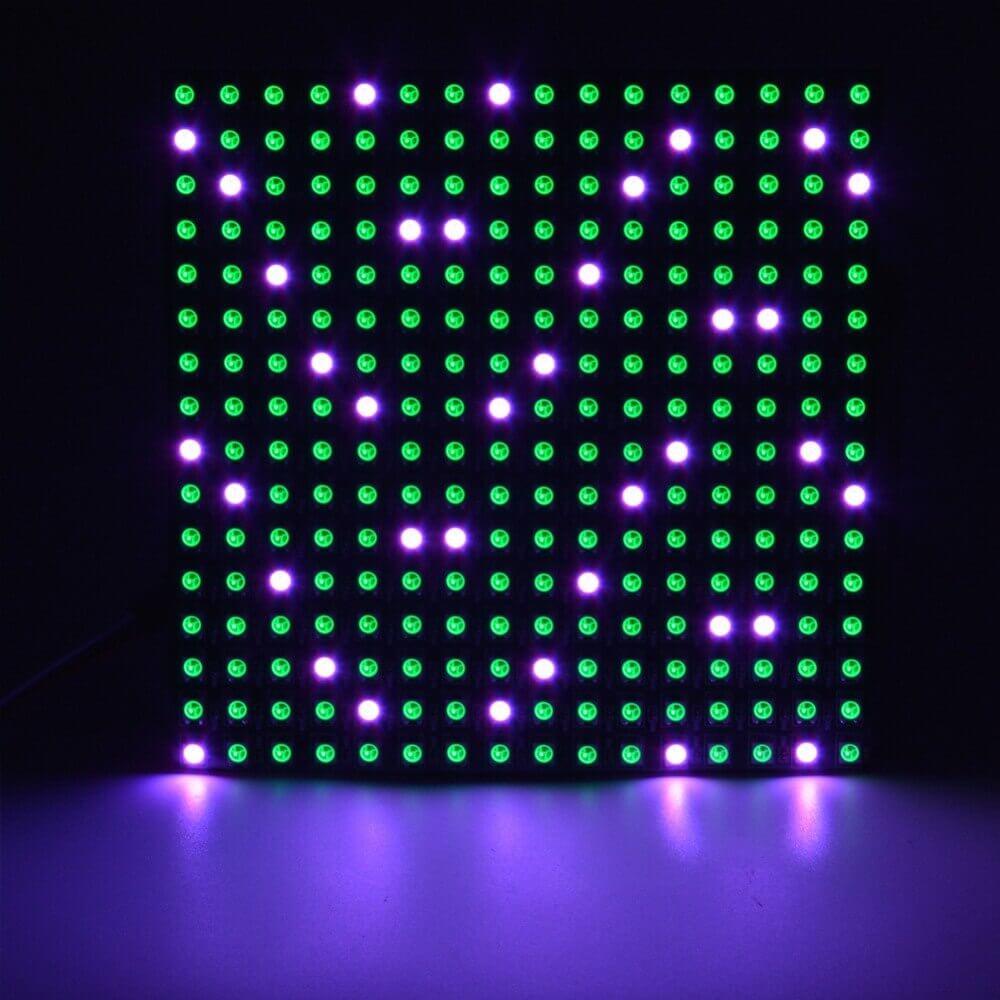 RGB LED pixel Light panel
