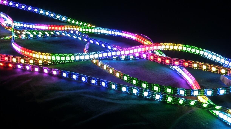 Pixel LED Tapes