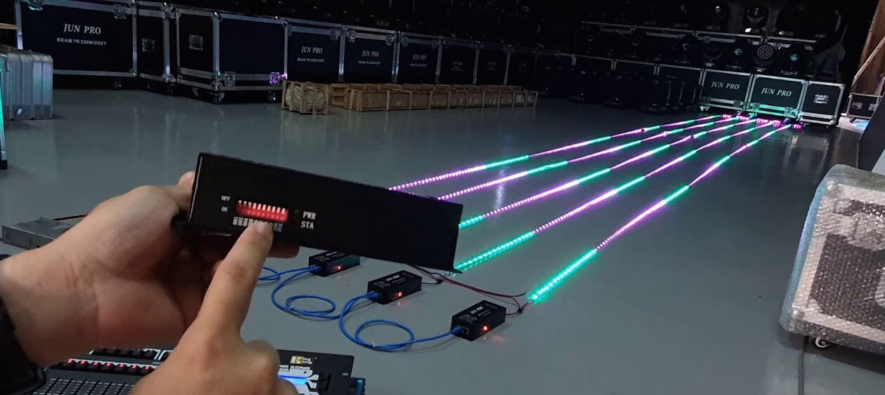 Assembling and Installation process of Pixel LED Lights