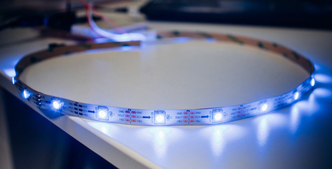 Programming WS2813 LED Strip