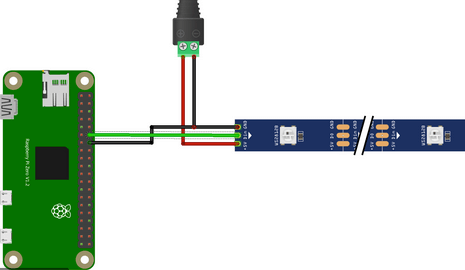Connecting LED to Raspberry Pi