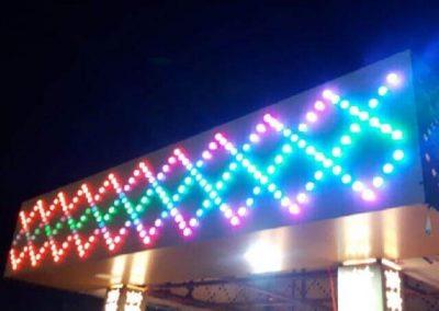 LED Sign Boards by pixel led light
