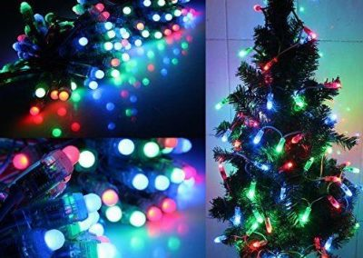 LED String Lights for Christmas Tree Decoration