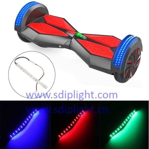 Smart-Balance-Scooter-led-strip