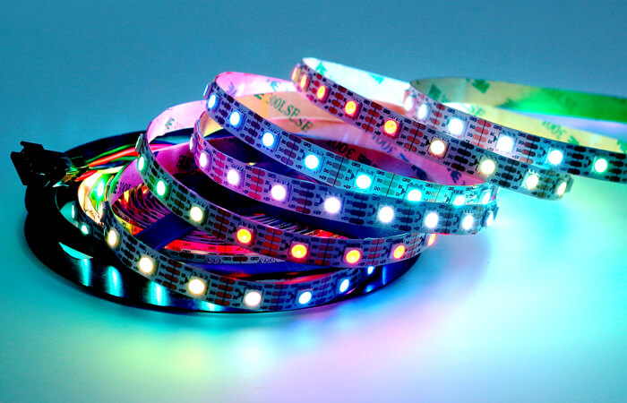 Flexible LED Strip by WS2813