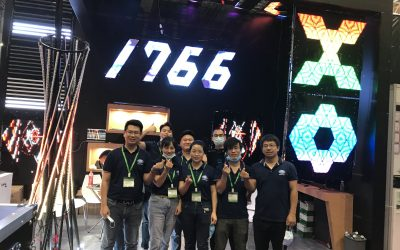 SDIP Light Made Great Success on Prolight + Sound Guangzhou 2020