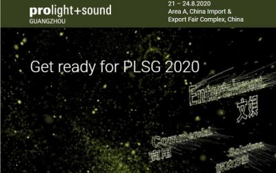 Prolight + Sound Guangzhou 2020 is postponed to August 21~24th