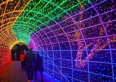 Addressable LED Strip For Tunnel Decoration