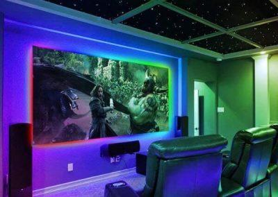 Addressable LED Strip For wall Lighting