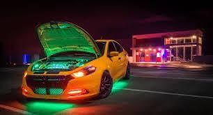 Neon Car underglow