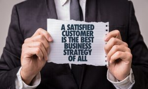 Customer Service of Manufacturers