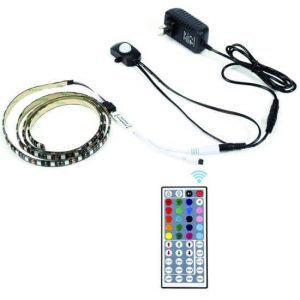 Turning on Addressable LED strip with a Remote