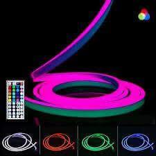 LED Neon Flex RGB 12v