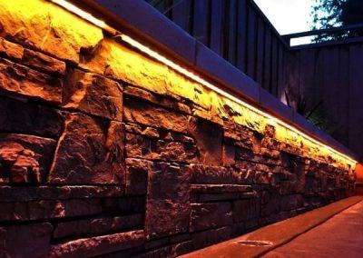 RGB LED Strip For Wall Design