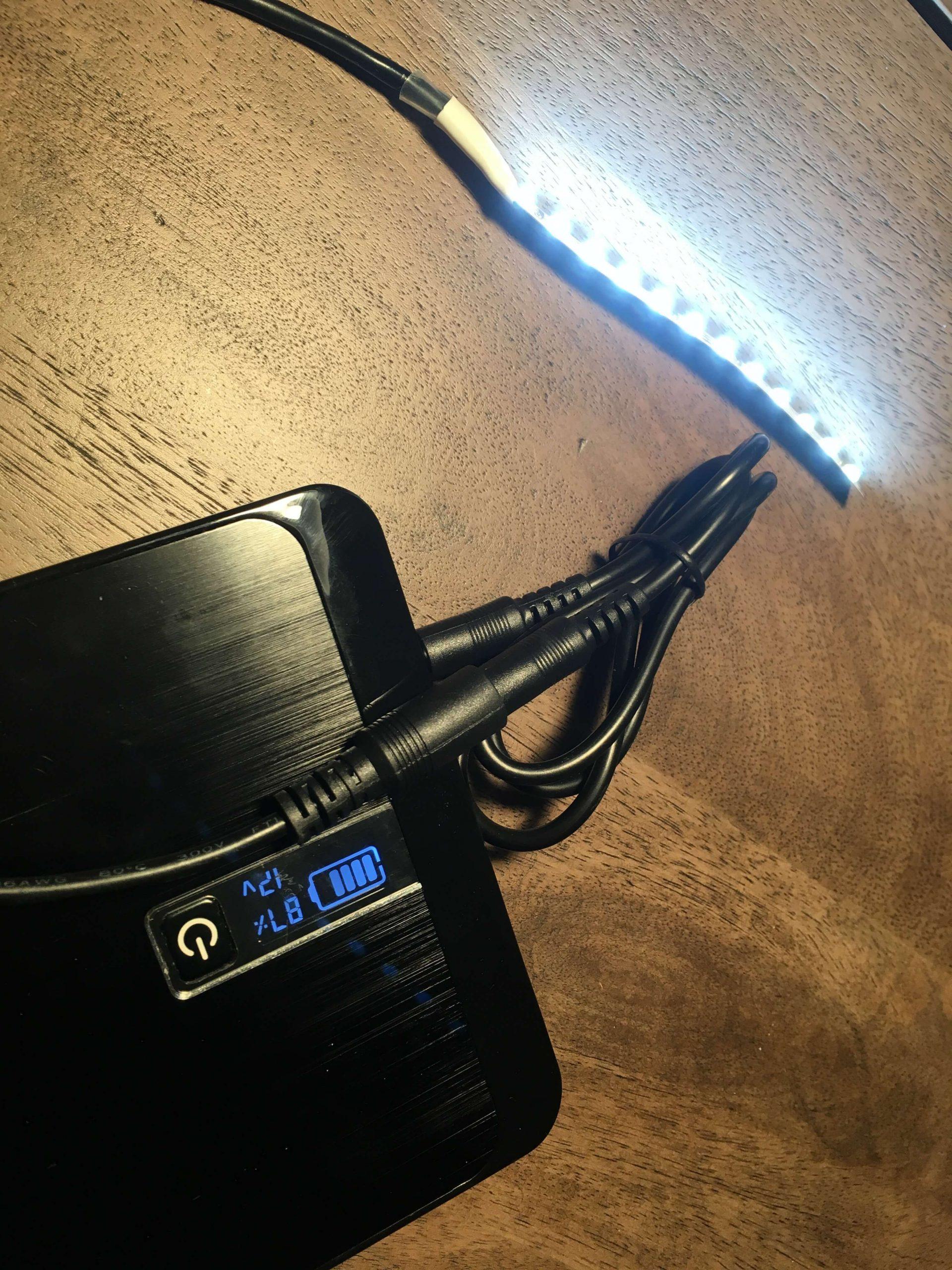 Flexible LED strips 12V