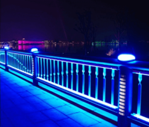 Outdoor Application of LED Light Strips - Bridges