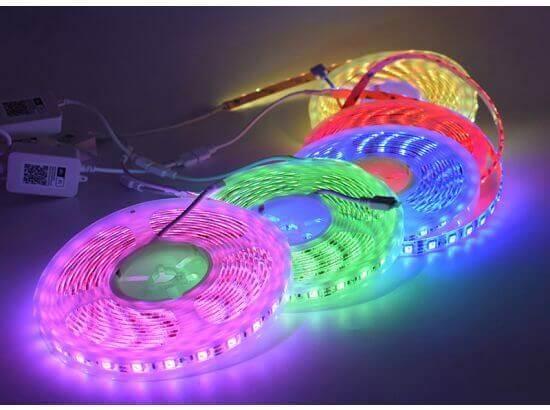 Bright smart tape light