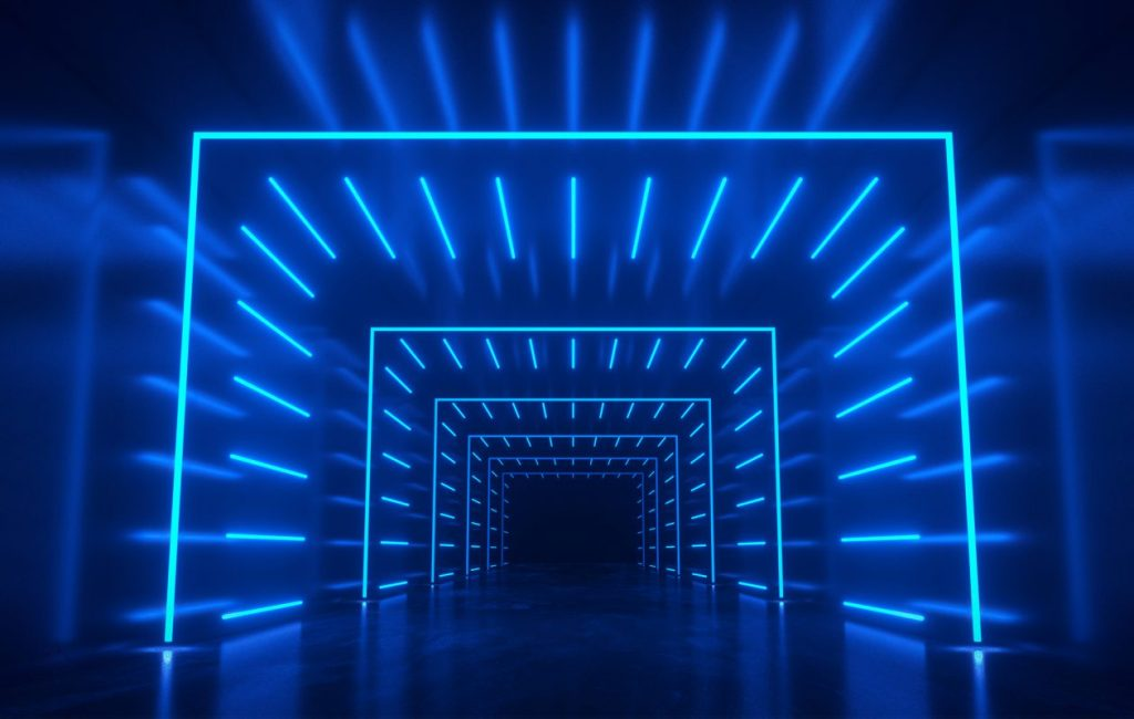 Pixel LED Bar Light Application