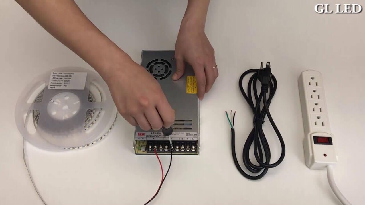 Transformer of Flexible LED strips