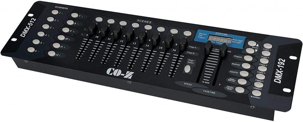 DMX 512 Controller For Pixel LED Bar Lights