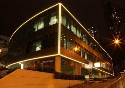 Flexible LED Strip For Building