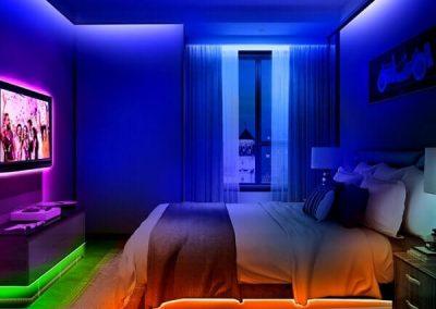 IP65 LED Strip For Bedroom