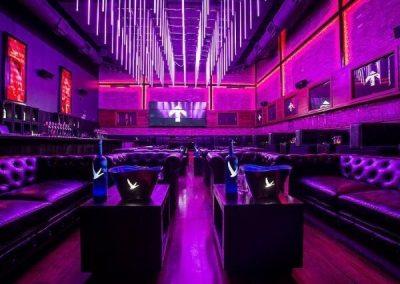 Individually Addressable LED Strip For Bar