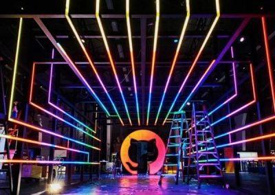 Pixel Bar For Lighting Design
