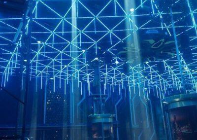 Programmable LED Strip Lights For Bar