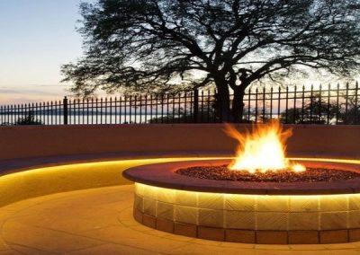 Smart LED Strip Light For Outdoor Area
