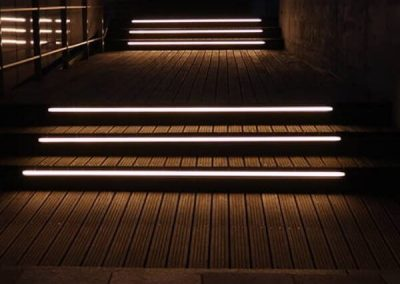 Smart LED Strip Light Stairs