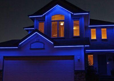 12v RGB LED Strip For Building