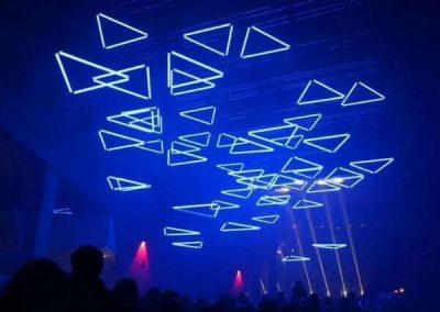 Custom LED Light Strips For Entertainment