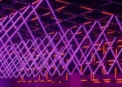 Custom LED Light Strips For Stage Design