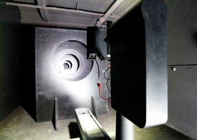 Dark Room IES Test