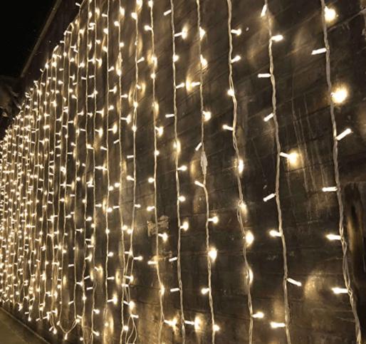 LED string light strands