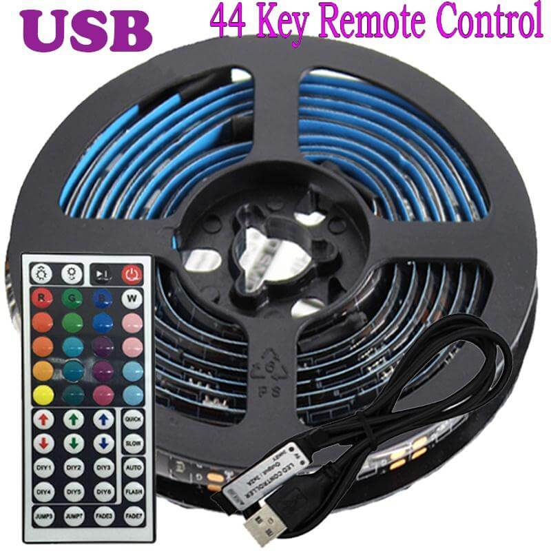 Controlling 5050 LED with remote