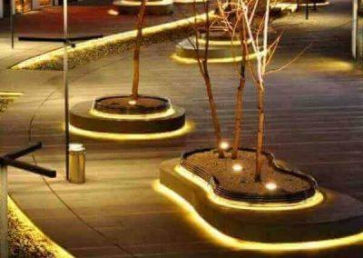 LED Strip 5050 For Garden