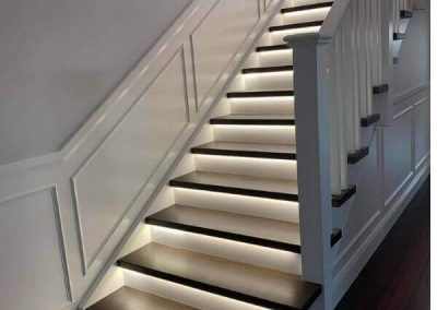 LED Strip 5050 Lighting For Stairs