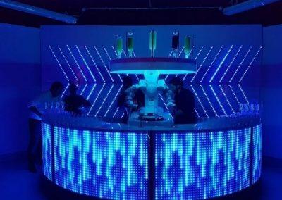 Rigid Light Bar For Bar