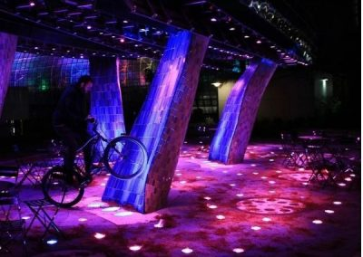 5050 RGB LED Strip 12v Exhibition