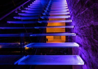 5050 RGB LED Strip 12v For Stairs