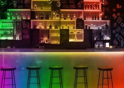 Digital LED Strip For Under Bar