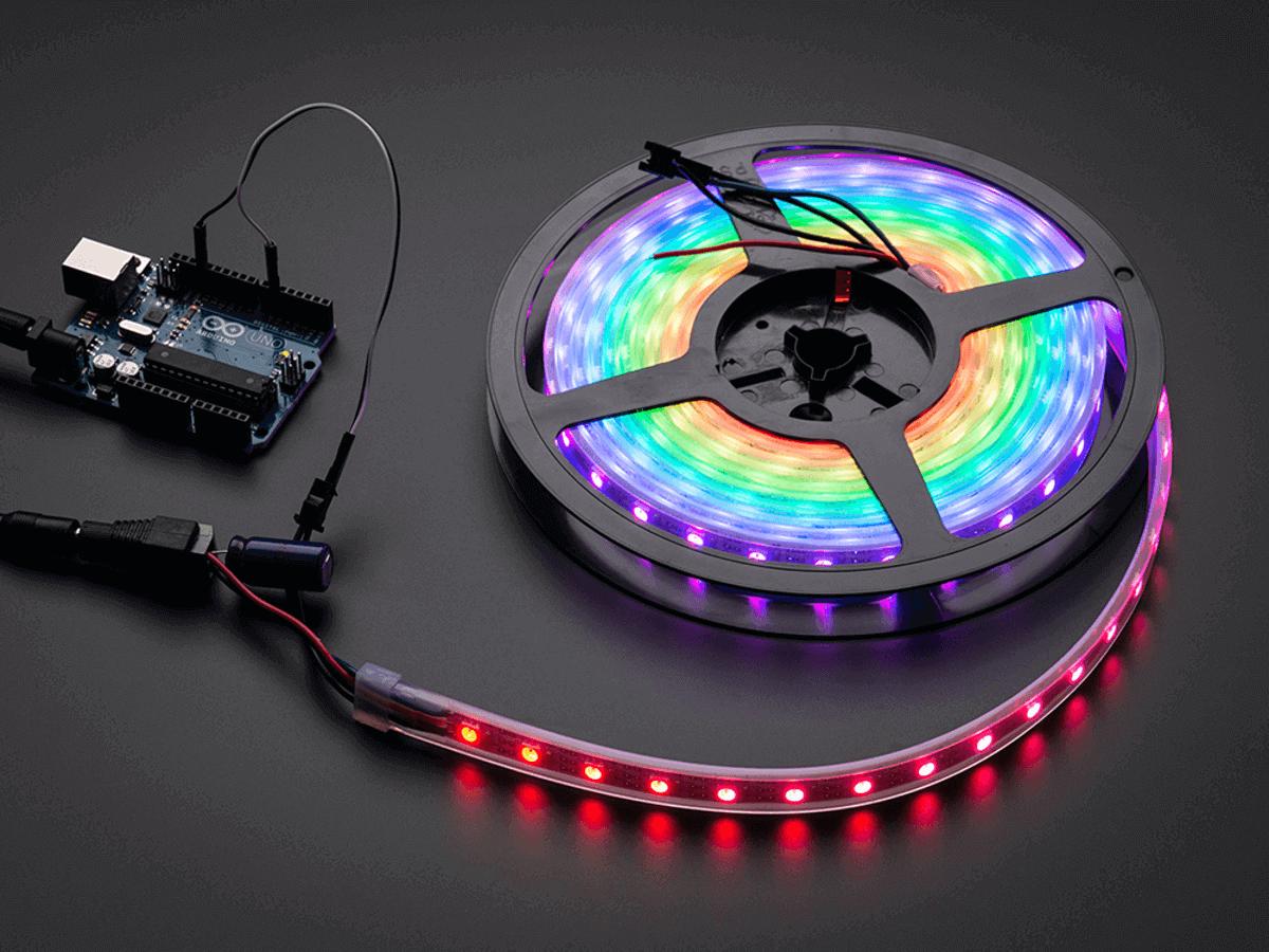 RGB LED tapes