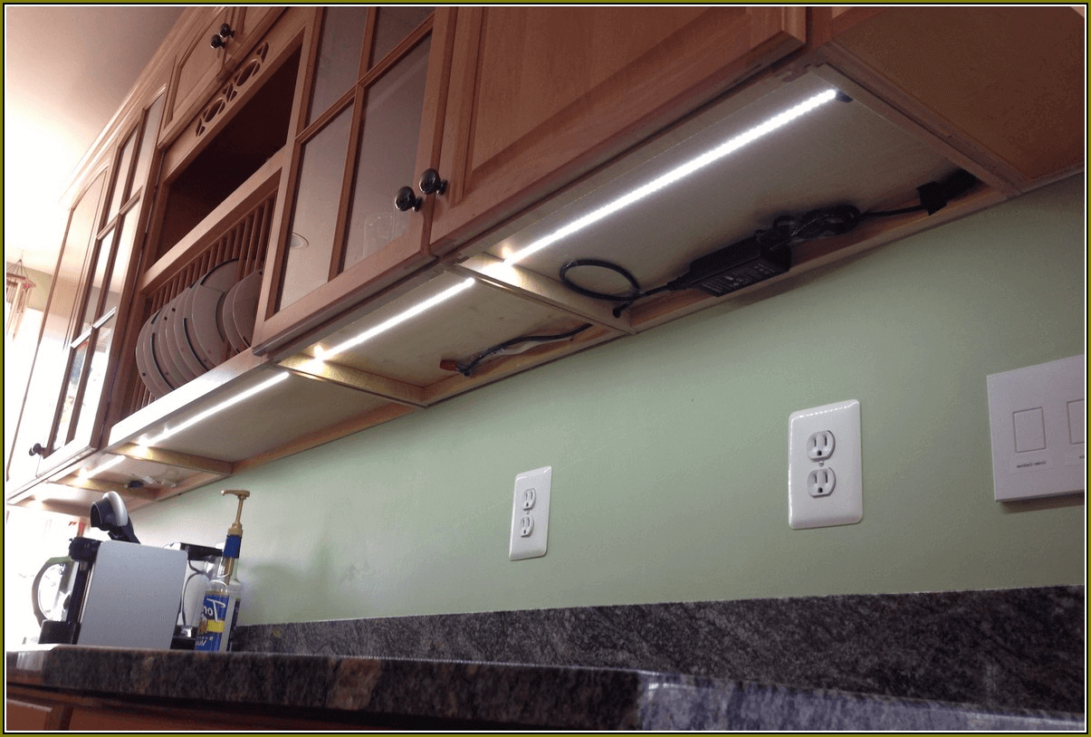 Dimmable under cabinet LED tape lighting advantages