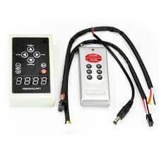 5v 12v 8 key 133 RF remote controller