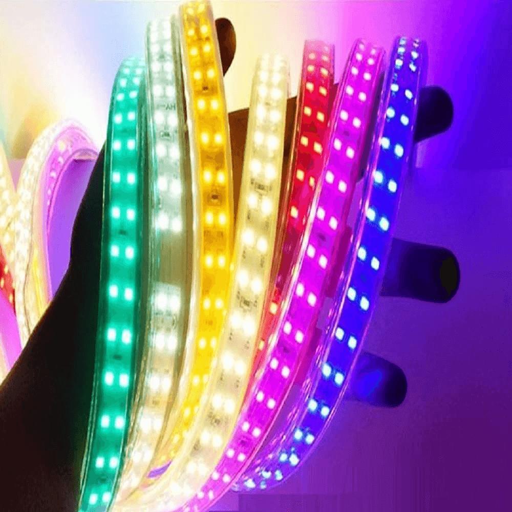 Advantages of LED chasing tape lights