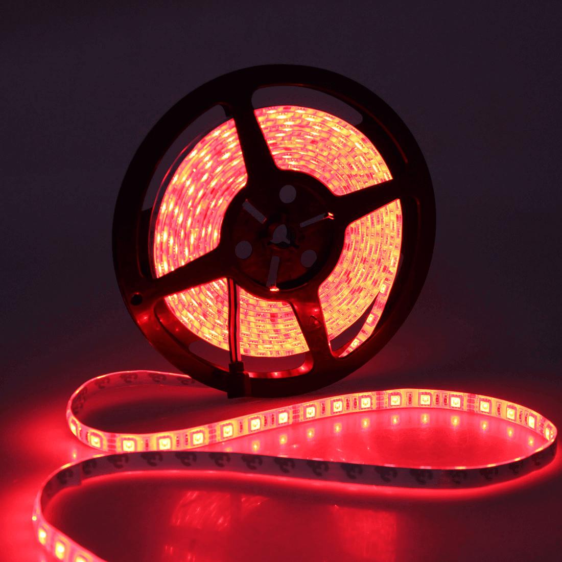 Lifespan of 5050 RGB 300 LED Strips