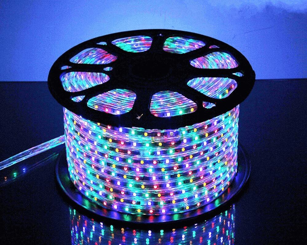 Luminosity of LED strips