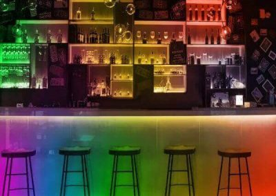 LED Tape Under Cabinet Lighting For Under Bar